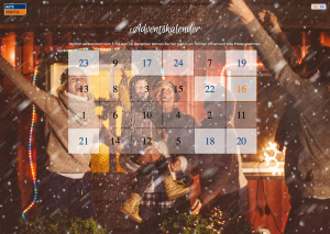 Autoscout 24 Adventskalender