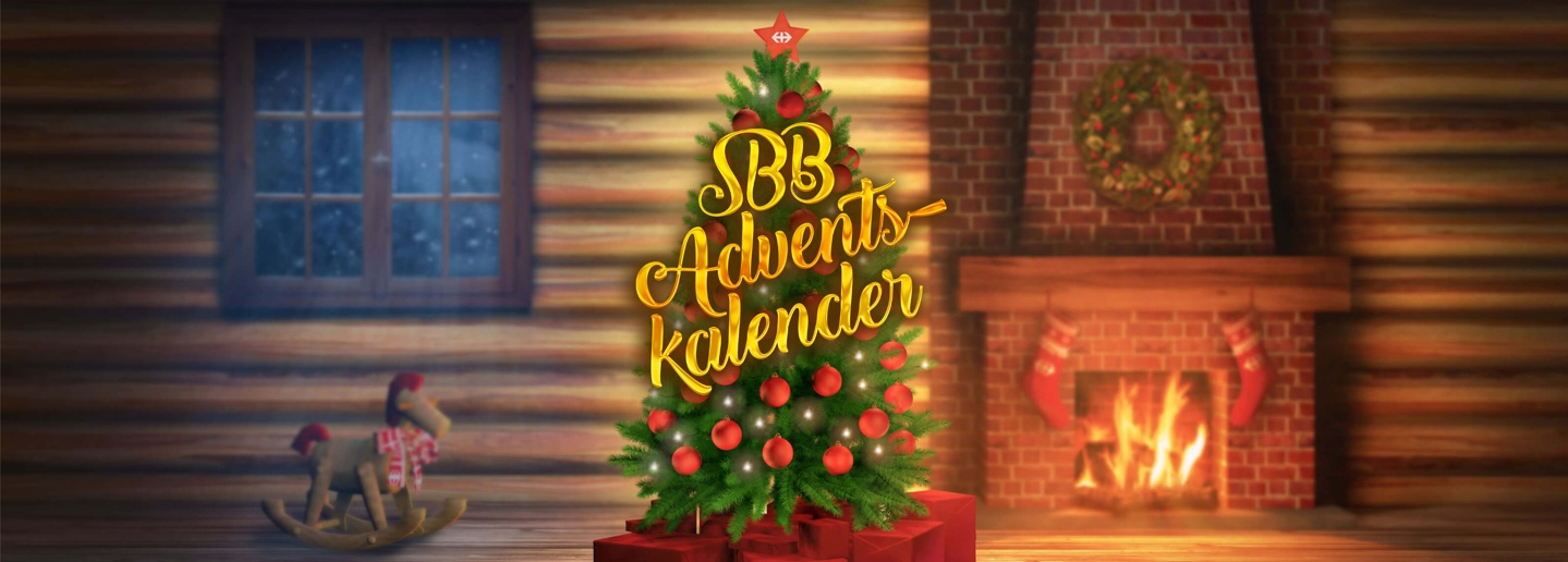 SBB Adventskalender